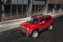 Cinq VUS aux designs sortant des sentiers battus : Jeep Renegade