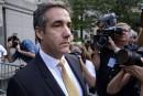 Enquête russe: l'ex-avocat de Trump coopère avec le procureurspécial