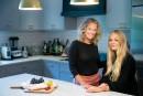 K pour Katrine: manger gourmand malgré les «sans»