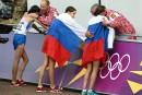 L'athlétisme russe fait appel de sa suspension devant le TAS