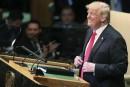 À l'ONU, les gens ont ri «avec moi, pas de moi», affirme Trump