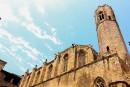 Quartier mythique de Barcelone, le quartier gothique (barri Gòtic en... | 27 septembre 2018