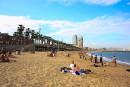 Si on va à Barcelone, c'est aussi pour sa plage!... | 27 septembre 2018