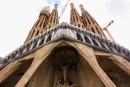 Commencée en 1882 par le célèbre architecte Antoni Gaudí, la... | 27 septembre 2018