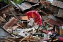 Séisme et tsunami en Indonésie: le bilan s'alourdit à plus de 400 morts