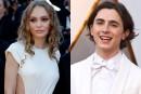 Lily-Rose Depp et Timothée Chalamet forment-ils un couple?