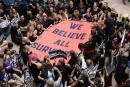 Juge Kavanaugh: des milliers de manifestants à Washington