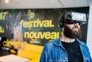 Réalité virtuelle au Complexe Desjardins