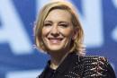 Cate Blanchett et Michael Moore à la Fête du cinéma de Rome
