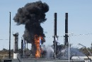 Explosion à la raffinerie Irving: des experts inquiets de la sécurité