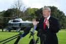 Trump n'a pas encore lu le rapport du GIEC sur le climat