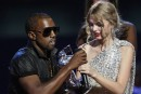 Nouveau duel à distance entre Kanye West et Taylor Swift