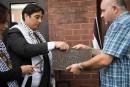 Les Palestiniens de Washington refusent d'être «réduits au silence»