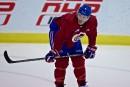 Shea Weber de retour sur la glace