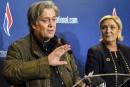 Les partis populistes européens peu enclins à recevoir l'aide de Bannon