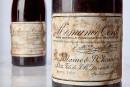 Enchère record pour une bouteille de vin