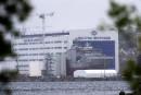 Le chantier Irving à Halifax craint de perdre du travail au profit de la Davie