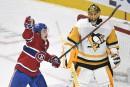 Penguins 3 -Canadien4 (Marque finale)