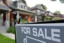 Recul des ventes de maisons au Canada en septembre