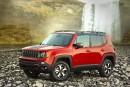 Jeep prépare une version hybride rechargeable de son Renegade