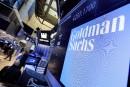 Les profits de Goldman Sachsbondissent de 20%