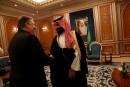 Khashoggi: Riyad déterminé à établir les responsabilités, assure Pompeo