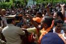 Inde: tensions autour de l'ouverture d'un grand temple hindou aux femmes