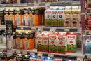 Lait «importé» boycotté: Lactantia réplique aux fausses informations