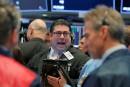 Wall Street termine en baisse, inquiète de la hausse des tauxaméricains