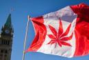 Les sociétés du cannabis reculent à Wall Street le jour de la légalisation auCanada