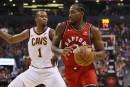 Les Raptors amorcent leur saison avec une victoire face aux Cavaliers