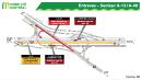 Travaux routiers: l'autoroute13Sud fermée