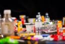 Les microplastiques omniprésents dans la chaîne alimentaire humaine