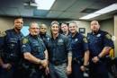 Des travailleurs surpris par Matthew McConaughey