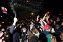 Boston: les amateurs des Red Sox célèbrent