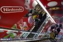 Les profits de Nintendo bondissent de 25%