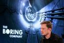 Musk publie une nouvelle vidéo de son tunnel sous Los Angeles : c'est «troublant»
