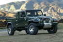 Jeep dévoilera sa camionnette à Los Angeles
