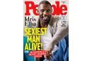 Idris Elba élu le plus sexy du monde