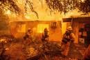 Incendies en Californie: le bilan passe à 23morts