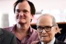 Ennio Morricone nie avoir traité Quentin Tarantino de «crétin»