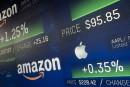 Amazon compte pour près de la moitié du commerce en ligne aux États-Unis