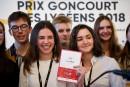 David Diop lauréat du Goncourt des lycéens