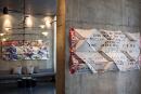 Collection d'oeuvres origami faisant partie d'une installation à l'hôtel Alt... | 15 novembre 2018