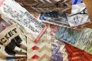 L'artiste plieur de papier s'inspire de tous ces billets, reçus,... | 15 novembre 2018