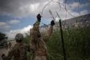 Le nombre de soldats américains à la frontière a atteint un «plafond»
