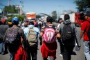 Une nouvelle «caravane» de migrants part d'Amérique centrale