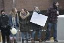 Le cégep du Vieux-Montréal en grève
