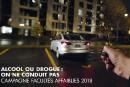 Alcool et drogue au volant: campagne de la SAAQ