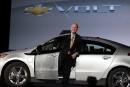 GM va cesser de produire l'hybride Chevrolet Volt et quatre autres berlines